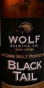 Black Tail Porter