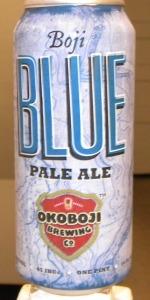 Boji Blue Pale Ale