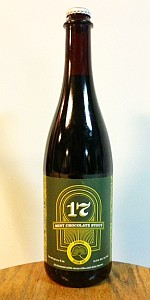 17 Mint Chocolate Stout