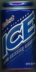 Pabst Blue Ribbon Ice