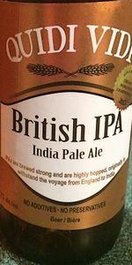 British IPA