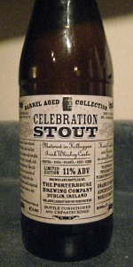 Barrel Aged Celebration Stout