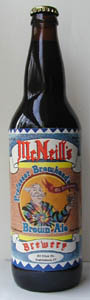 McNeill's Professor Brewhead's Brown Ale