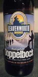 Leavenworth Navigator Doppelbock
