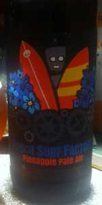 Robot Surf Factory Pineapple Pale Ale