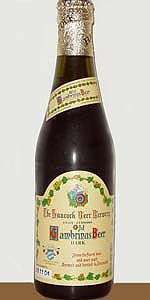 Hancock Old Gambrinus Beer Dark