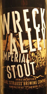 Wreck Alley Imperial Stout