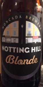 Notting Hill Blonde