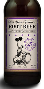Not Your Father's Root Beer (19.5%)
