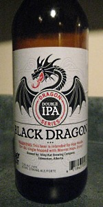 Dragon Series Black Dragon Double IPA