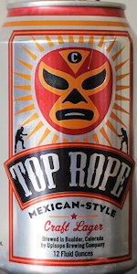 Top Rope Mexican-Style Craft Lager