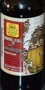 Barrel Full Of Monkeys Imperial Stout