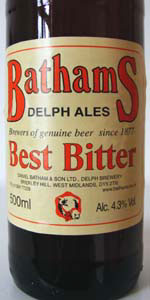 Bathams Best Bitter