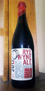 Rye Wyne Ale