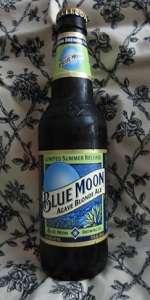 Blue Moon Agave Nectar Ale