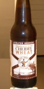 Atwater Traverse City Cherry Wheat