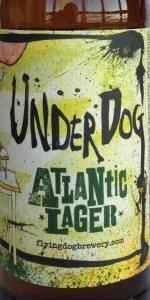 UnderDog Atlantic Lager