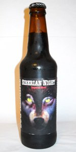 Siberian Night Imperial Stout