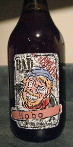Bad Attitude Hobo IPA