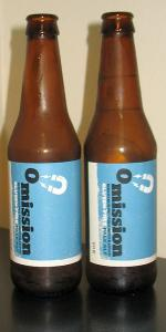 Omission Pale Ale (Gluten-Free)