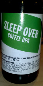 Sleep Over Coffee IIPA