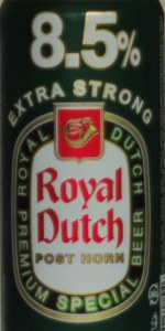 Royal Dutch Post Horn Extra Strong