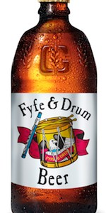 Genesee Fyfe & Drum Beer