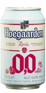 Hoegaarden 0,0 Rosee