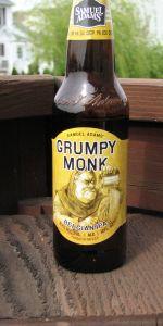 Grumpy Monk