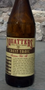 Squatters Crest Trail (Small Batch Series)