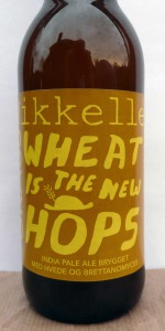 Wheat Is The New Hops