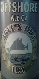 Abel's Hill India Dark Ale