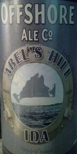 Abel's Hill India Dark Ale