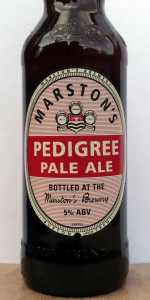 Pedigree Pale Ale