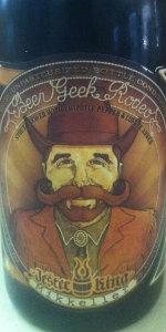 Jester King / Mikkeller Beer Geek Rodeo