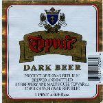 Topvar Dark Beer
