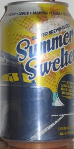 Summer Swelter Ale