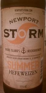 Newport Storm Summer Hefeweizen