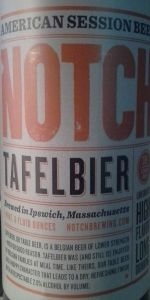 Notch Tafelbier