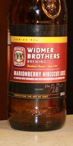Marionberry Hibiscus Gose