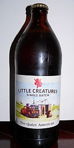 Little Creatures The Quiet American