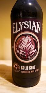 Split Shot Espresso Milk Stout
