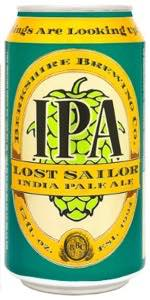 Extra-Hopped Lost Sailor India Pale Ale