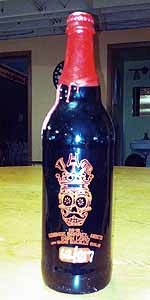 Cognac Barrel Aged Dark Lord De Muerte