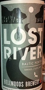 Lost River Baltic Porter