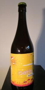Wild Oats Series No. 19 - Patio Saison