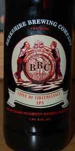 Saint Of Circumstance Sour Mash Whiskey Barrel Aged IPA