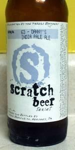 Scratch Beer 63 - 2012 (Danny's IPA)