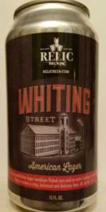 Whiting Street Lager