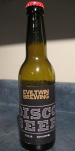 Evil Twin Disco Beer (Red Cap)